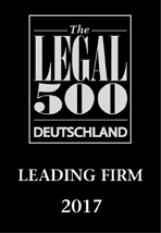The Legal 500. Deutschland