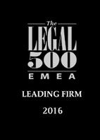 The Legal 500. EMEA